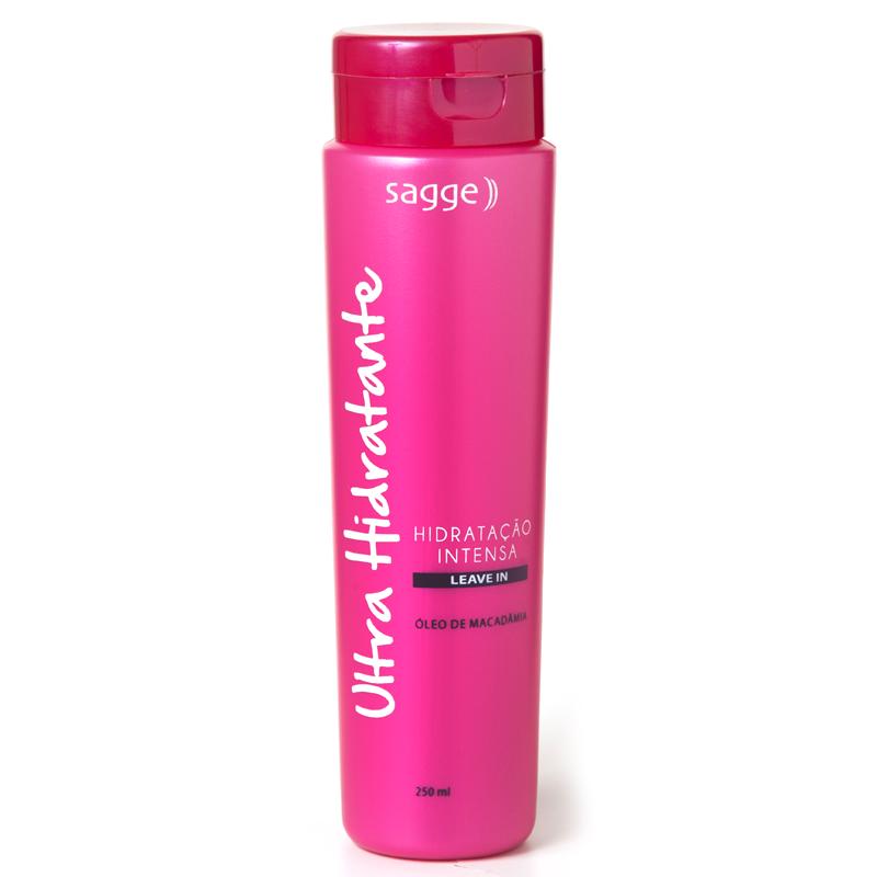 Leave In Ultra Hidratante 250 ml - Sagge