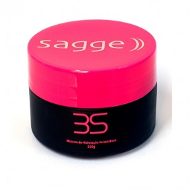 Máscara de Hidratação Instantânea 3S  250gr - Sagge