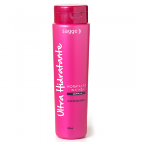 Leave In Ultra Hidratante 250 ml - Sagge